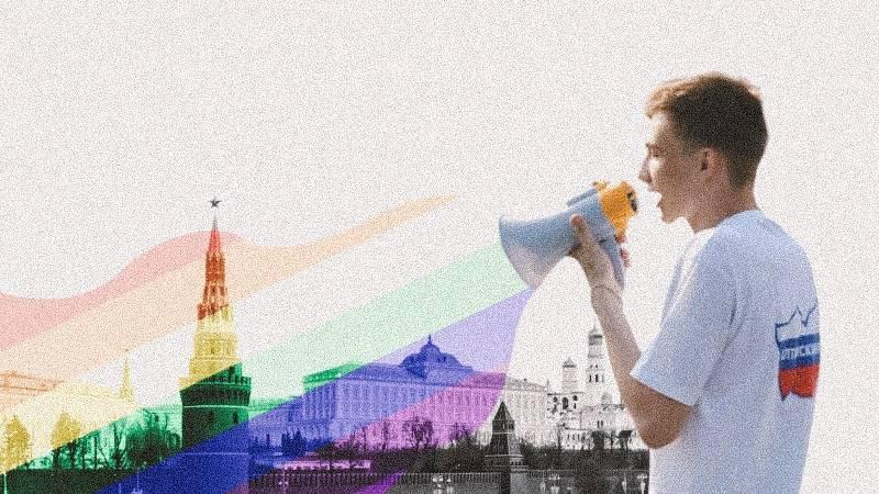 16-jarige Maxim schuldig aan homopropaganda